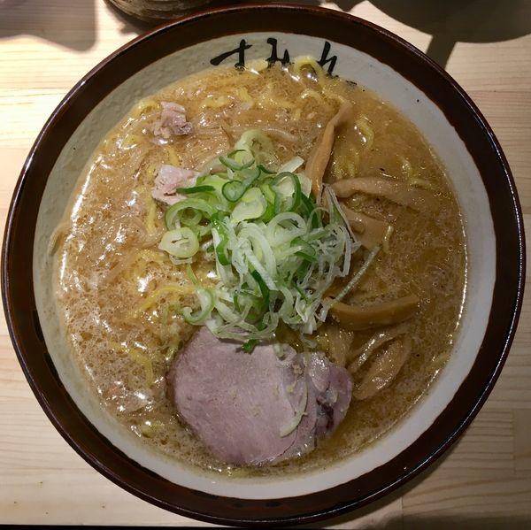 「味噌 大盛」@すみれ 横浜店の写真