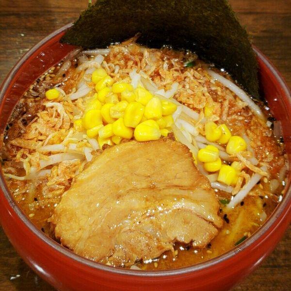 「【期間限定】オマール海老みそ 900円」@活龍 期間限定麺処 みつきの写真