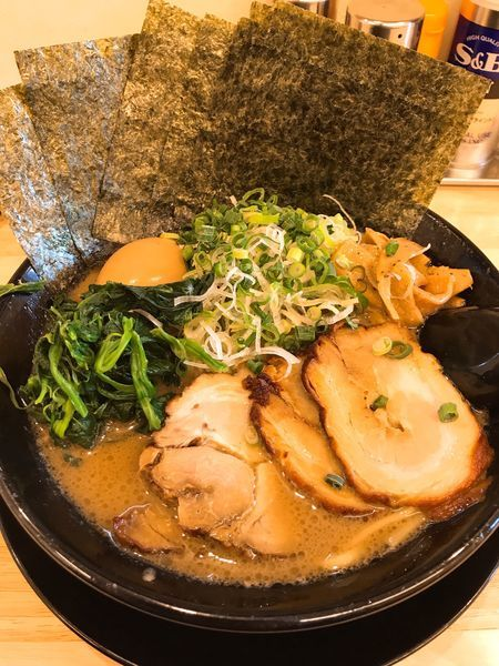 「キング破ぐん星麺   ¥1000」@らーめん  破ぐん星の写真