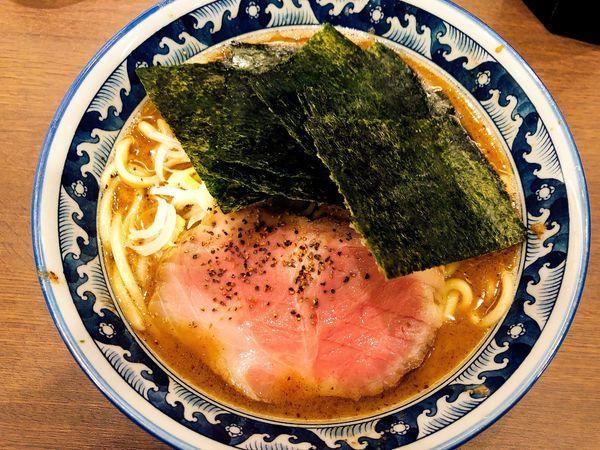 「つけ麺 のりまし」@兎に角 柏高島屋ステーションモール店の写真