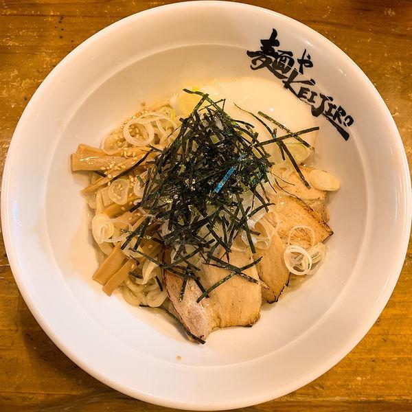 「全部のせまぜ麺(並)」@麺や KEIJIRO 那覇店の写真