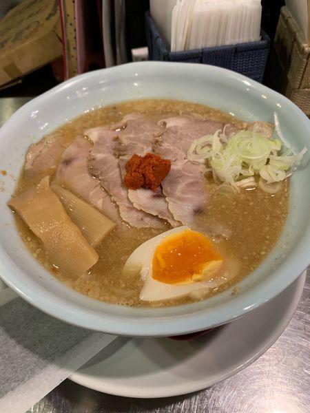 「味噌ラーメン」@登竜門の写真