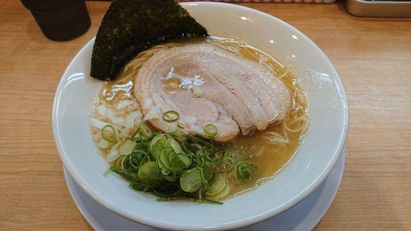 「鶏白湯ラーメン」@麺屋 瑞風の写真