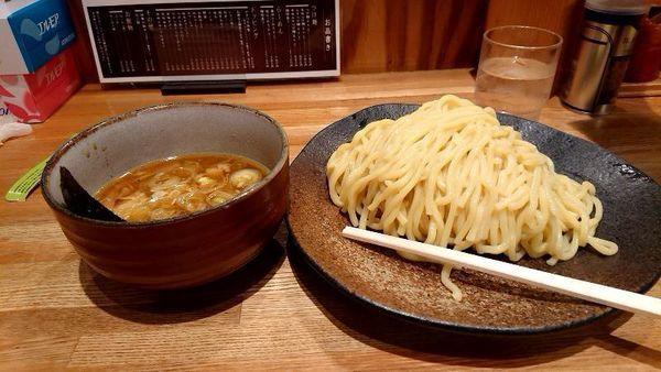 「つけ麺大盛り780円」@つけ麺屋 やすべえ 池袋店の写真