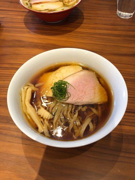 「醤油らぁめん」@MOJA☆MOJAの写真
