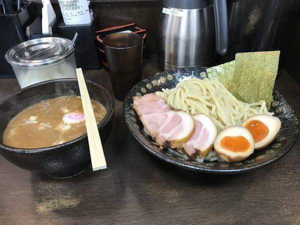 「特つけ麺 大盛り」@つけ麺 もといし 東岩槻店の写真