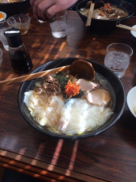 「ワンタン麺」@カネダイの写真