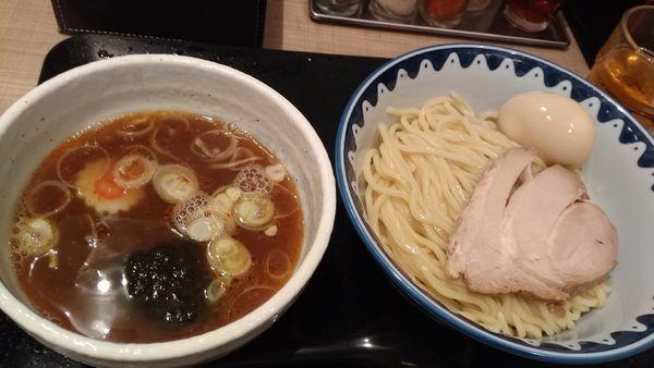 「もり半熟煮玉子そば¥990」@羽田大勝軒の写真