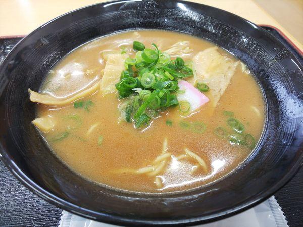 「和歌山ラーメン650円」@レストラン麺の傳六の写真