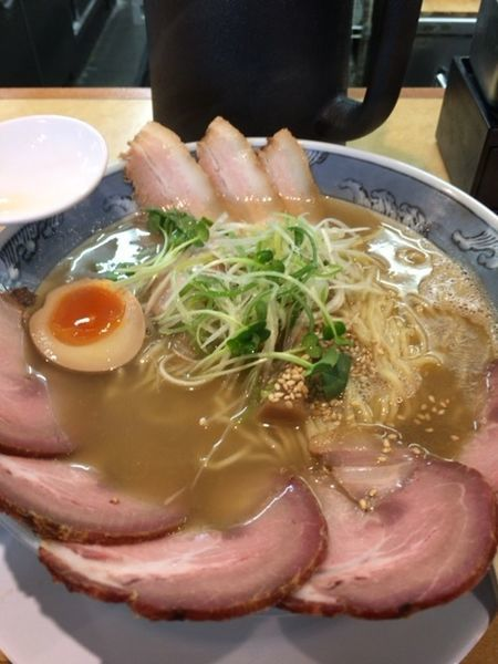 「ラーメン」@喜びラーメン 小太喜屋の写真