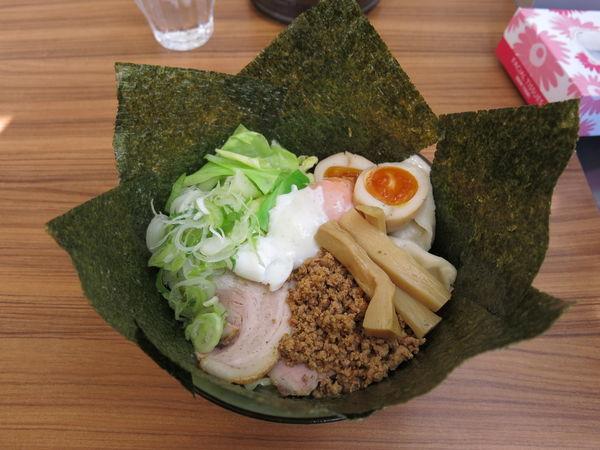 「特製麻辣まぜそば:890円」@景虎製麺所の写真