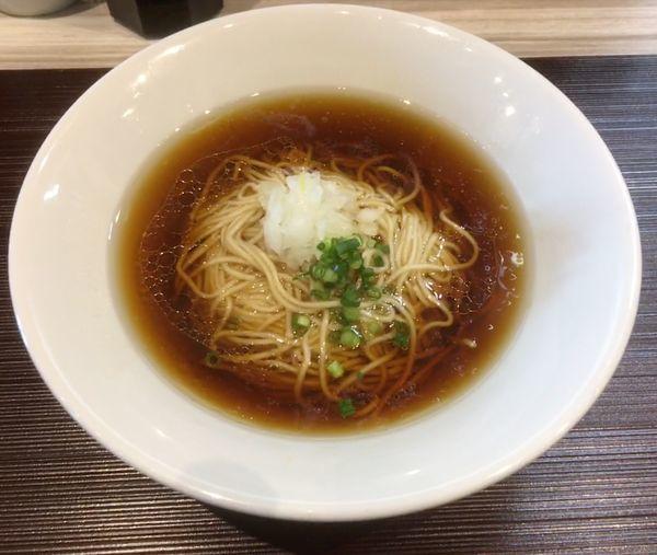 「限定ラーメン黒(650?¥)」@つくばらーめん 鬼者語 -オニモノガタリ-の写真