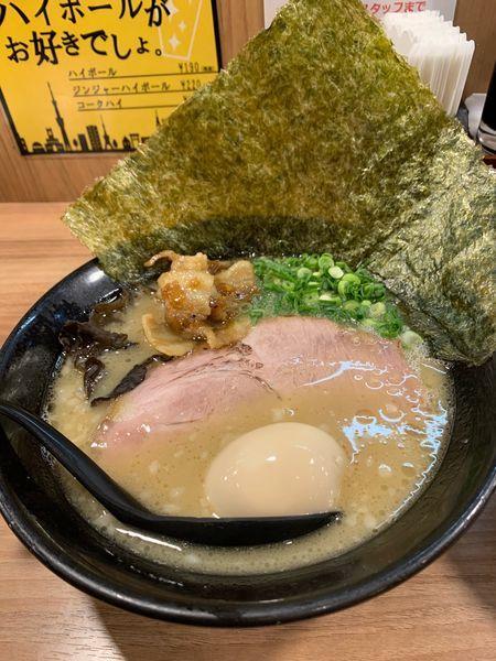 「豚骨スペシャル」@琉球島豚 麺屋なりよしの写真