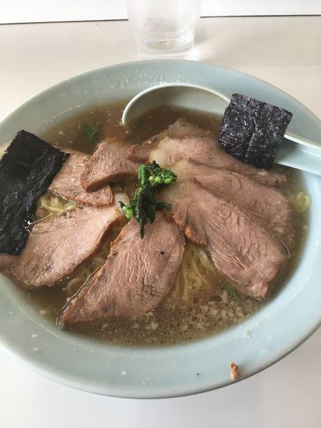 「チャーシュー麺小」@ラーメンショップ 平泉店の写真