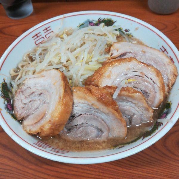 「小豚」@ラーメン二郎 亀戸店の写真