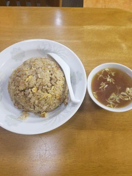 「チャーハン(¥680)+大盛り(¥100)」@中華料理 喜楽の写真