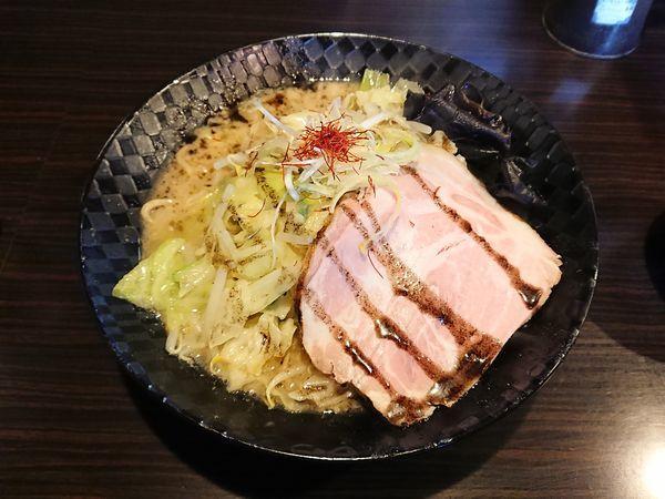 「前橋醤油タンメン 680円」@麺屋 燦鶴の写真