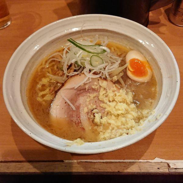「味噌らーめん  @800円」@麺屋 すずらんの写真