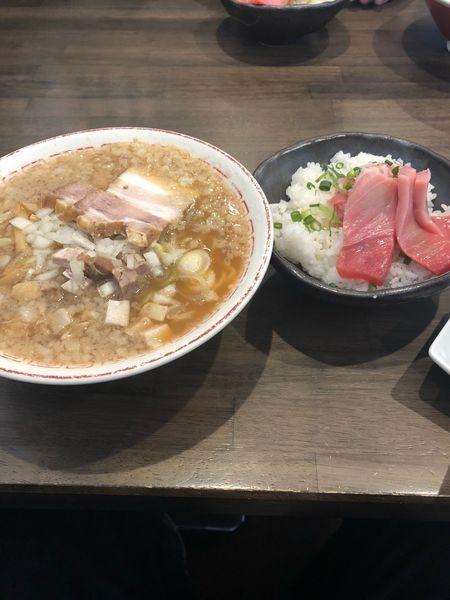 「蔵出し醤油」@喜多方食堂 麺や玄 佐倉分店の写真