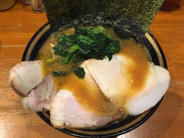 「チャーシュー麺」@末廣家の写真
