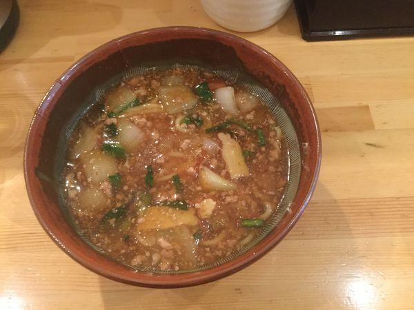 「雷々麺(¥700)」@あたりや食堂の写真