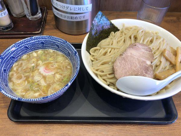 「つけ麺(特盛)」@舎鈴 桶川店の写真