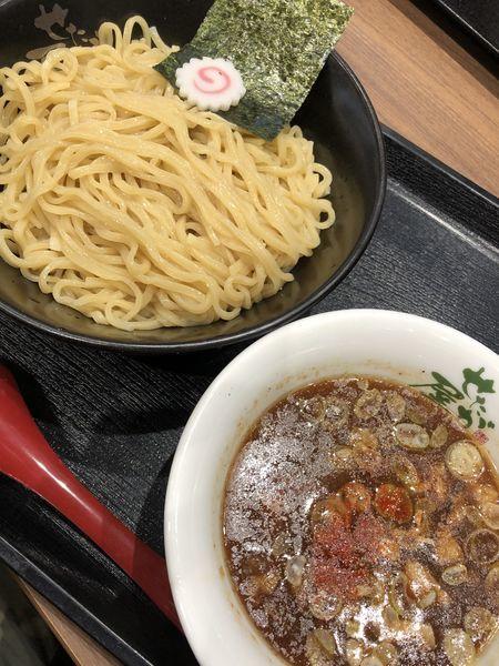 「つけ麺」@せたが屋 守谷サービスエリア店の写真