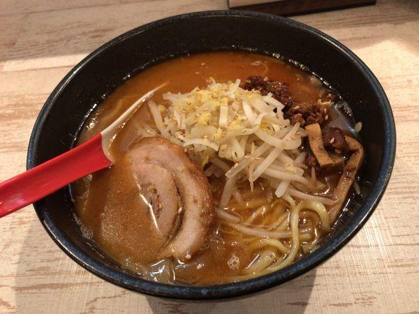 「味噌らーめん」@麺屋 誉の写真
