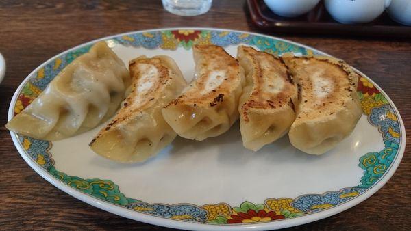 「手作り焼き餃子」@街中華 むらやまの写真
