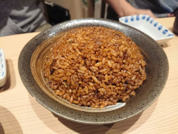 「焼飯(コース料理の中の一品)」@京紫灯花繚乱の写真