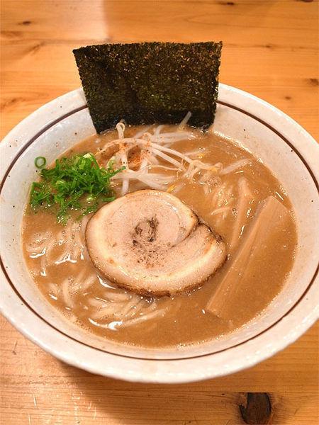 「味噌ラーメン…770円」@麺の樹 ぼだいの写真