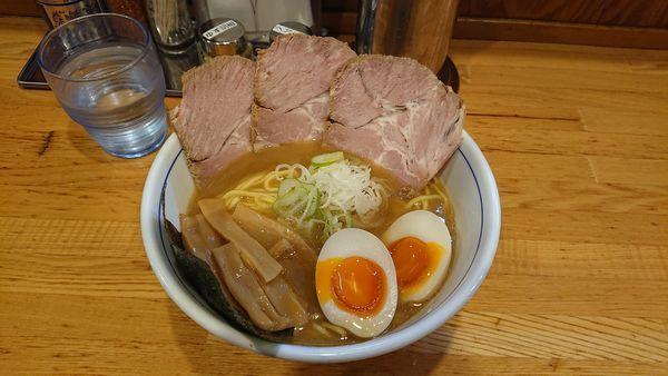 「特製らー麺950」@麺屋はし本の写真