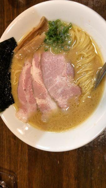 「豚鳥白湯らぁ麺」@Soupmenの写真