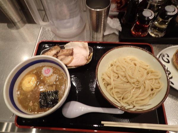 「柏幻霜ポーク焼豚もりそば(並250g)(1500円)」@松戸富田麺絆の写真