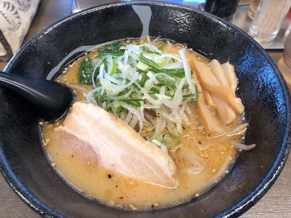 「味噌ラーメン」@麺屋はるの写真