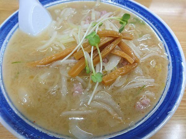 「味噌ラーメン」@味の三平の写真