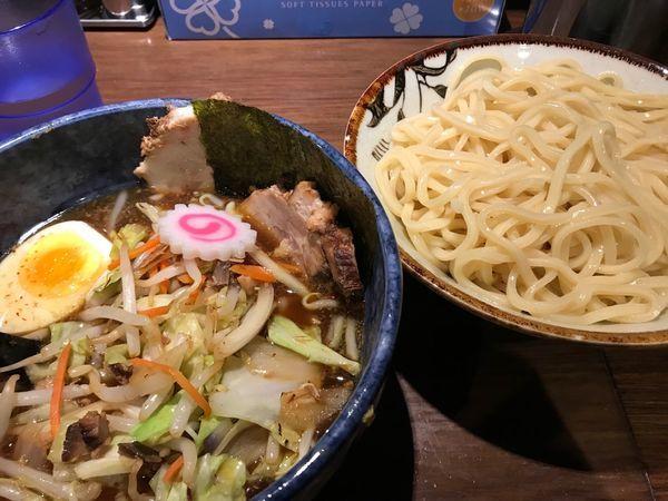 「野菜もりそば」@御茶ノ水 大勝軒 BRANCHINGの写真