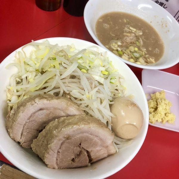 「【限定】つけ麺 ¥850+生姜 ¥30」@ラーメン一心の写真