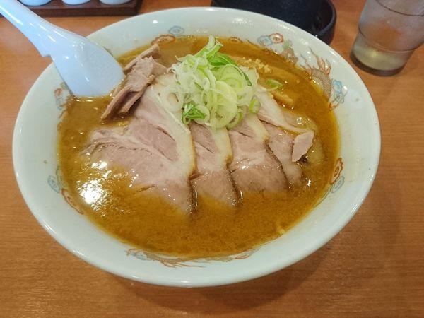 「味噌チャーシューメン」@さっぽろ純連 北31条店の写真