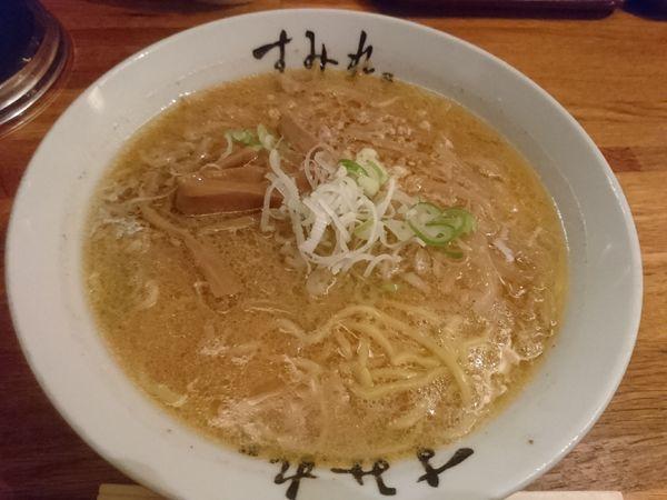 「味噌ラーメン」@すみれ 札幌すすきの店の写真