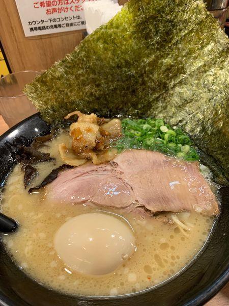 「豚骨スペシャル980円」@琉球島豚 麺屋なりよしの写真