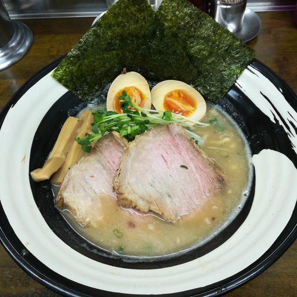 「よしすけ麺」@麺屋よしすけの写真