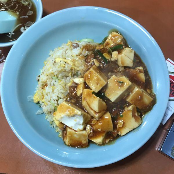「マーボーチャーハン」@中華料理 光華飯店の写真
