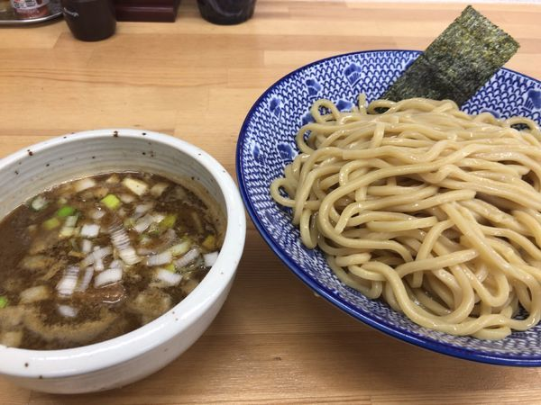 「つけ麺大盛り」@つけめん らーめん 零の写真