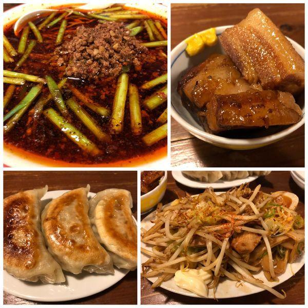 「【気まぐれ限定】台湾ラーメン その他」@麺 酒 やまのの写真