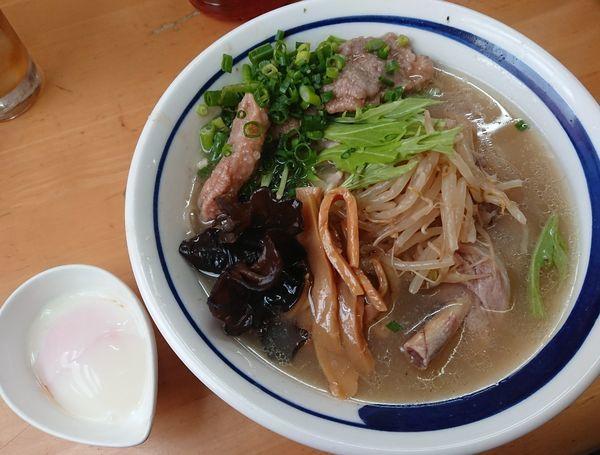 「【3月限定】追い炊きみつせ鶏 塩(S)」@MENYA 食い味の道有楽の写真