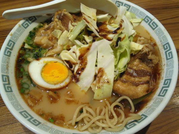 「太肉麺¥950」@桂花 本店の写真