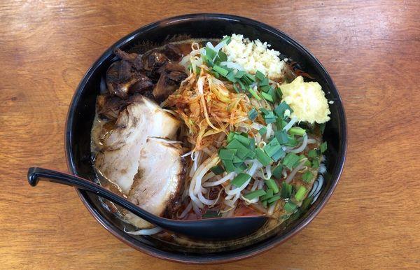「辛二郎(とろり)」@中華麺酒家 からっ風の写真