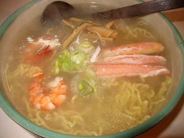 「とろり海鮮 1,080円」@函館らーめん  かもめの写真