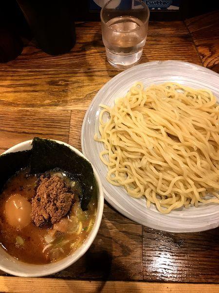 「特製つけ麺 大盛り」@風雲児の写真
